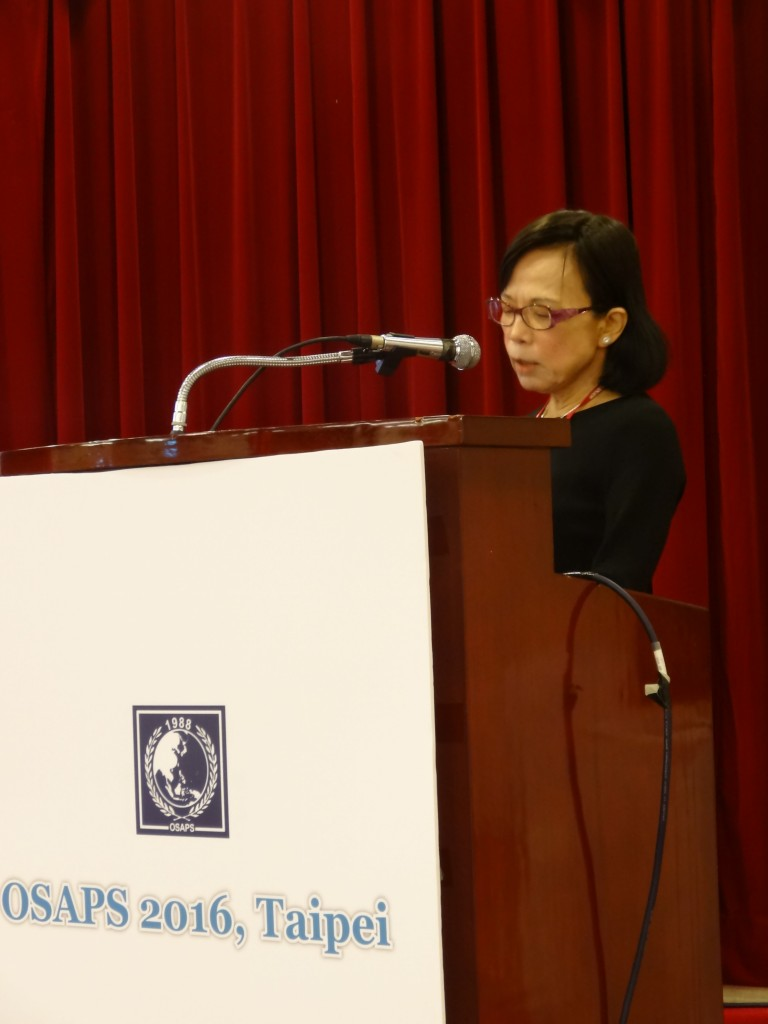 2016年5月14-15日東方美容外科醫學會演講
